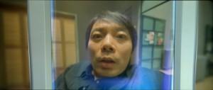 Yan Shouyi in horror