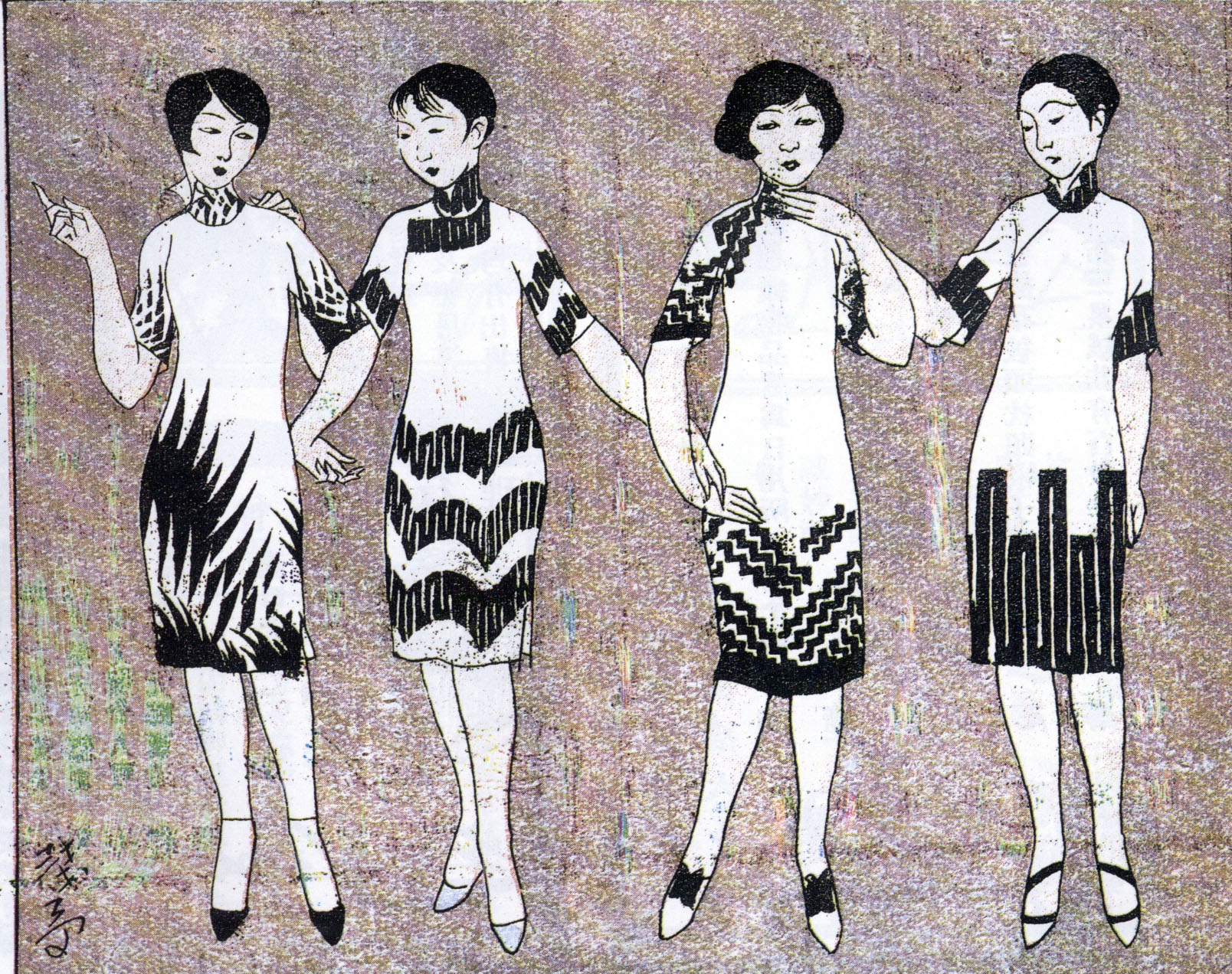 Japanese short hairstyles for men