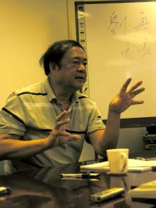 Liu Zaifu