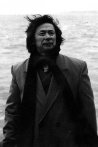 Recent photo of Huang Xiang by Andrew Emerson. No image of the cover of the book is available. Huang Xiang. A            Bilingual Edition of Poetry out of Communist China. Lewiston,            NY: The Edwin Mellen Press, 2004. pp. xv+406. ISBN: 0773465049 (hardcover)