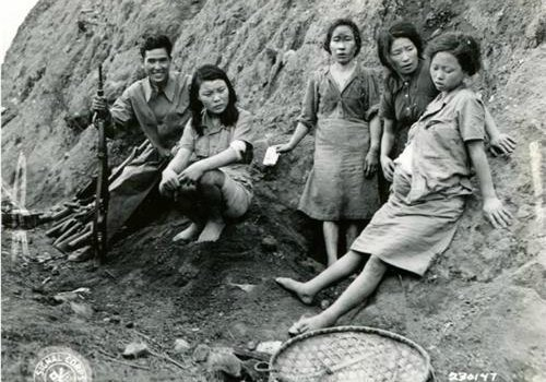Footage of comfort women in Yunnan | MCLC Resource Center