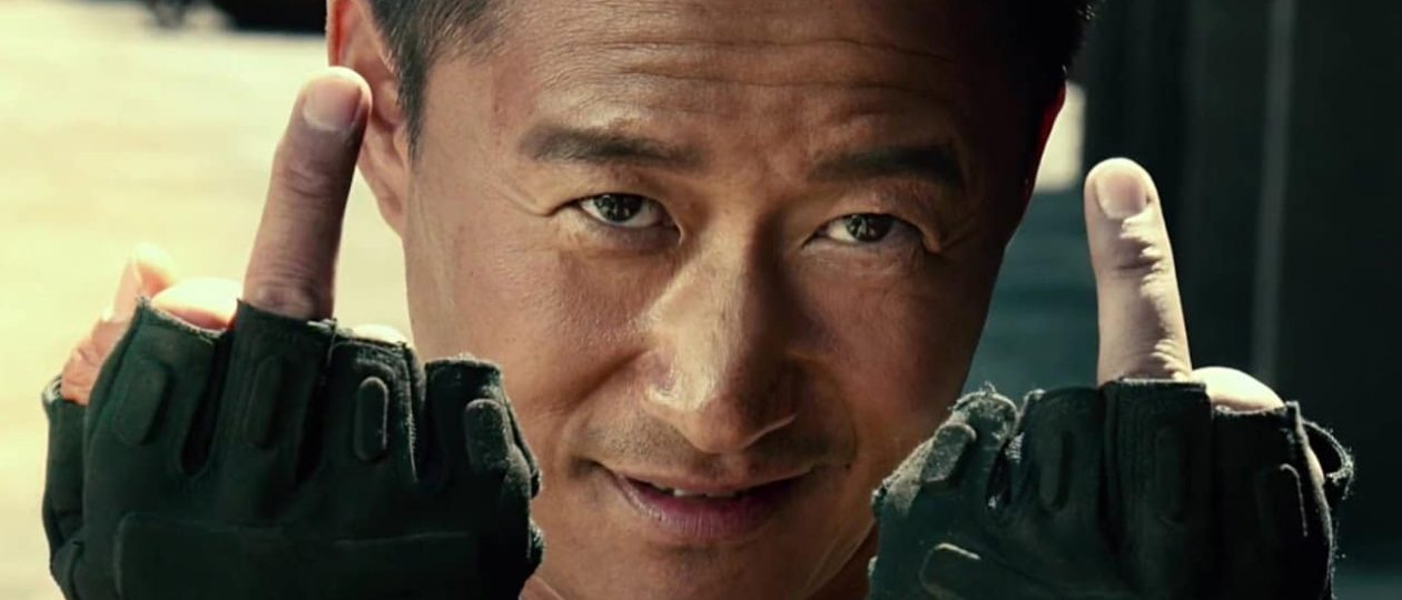 Wolf Warrior II: The Rise of China and Gender/Sexuality Politics