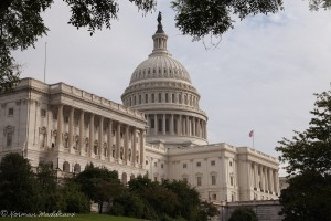 """""""US Congress: Front Senate Side"""" by Norman Maddeaux (CC BY-ND 2.0)"""