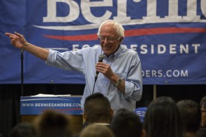 """Bernie Sanders for President"" by Phil Roeder (CC BY 2.0)"