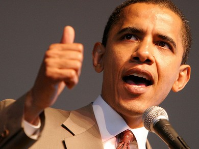 Barak Obama by Jose Luis Agapito (CC BY-NC-ND 2.0)