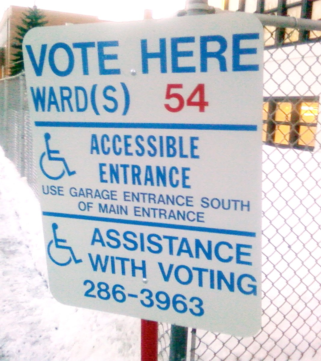 """""""Wisconsin Primary"""" by tadfad (CC BY-NC 2.0)"""