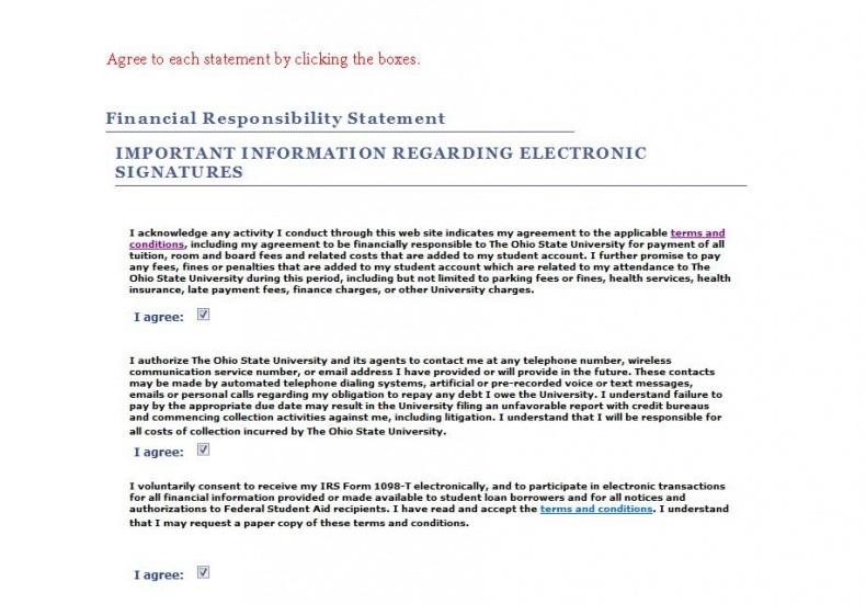 Financial Responsibilities 2
