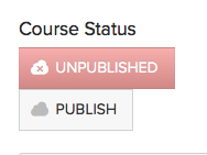 This course is unpublished.