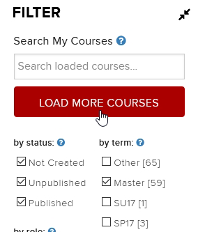 Load More Courses