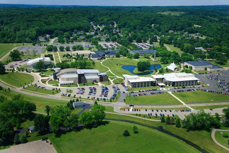 Ariel Newark Campus