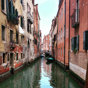 My Instagram shot of Venice.