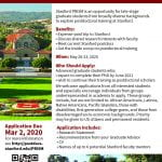 Stanford Postdoctoral Recruitment Initiative in Sciences and Medicine (PRISM)