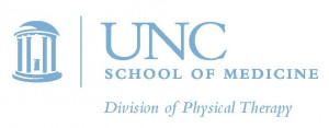 UNC 2016 Division of Physical Therapy LOGO