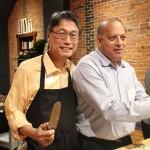 Kamal Aboshamaa & Lee at the Kitchen 2474x2503
