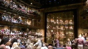 The fabulously experimental production of Merchant of Venice by the RSC