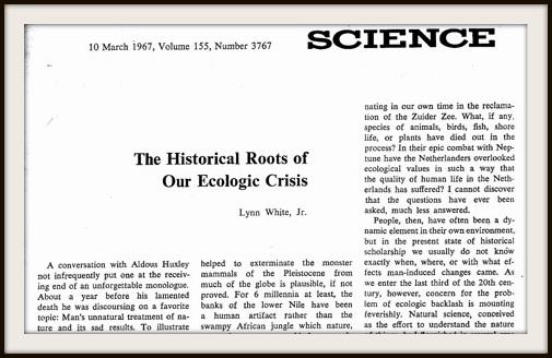 ecologic crisis