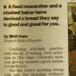 OSU Raising Toast
