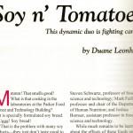 Soy n' Tomatoes