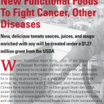 New Functional Foods