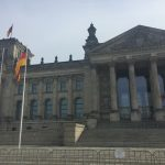 Touring the Reichstag