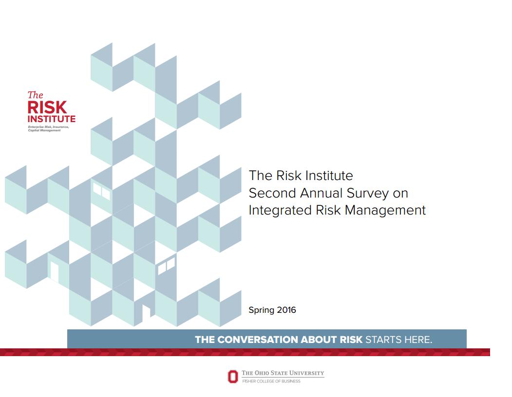2016 Survey Cover