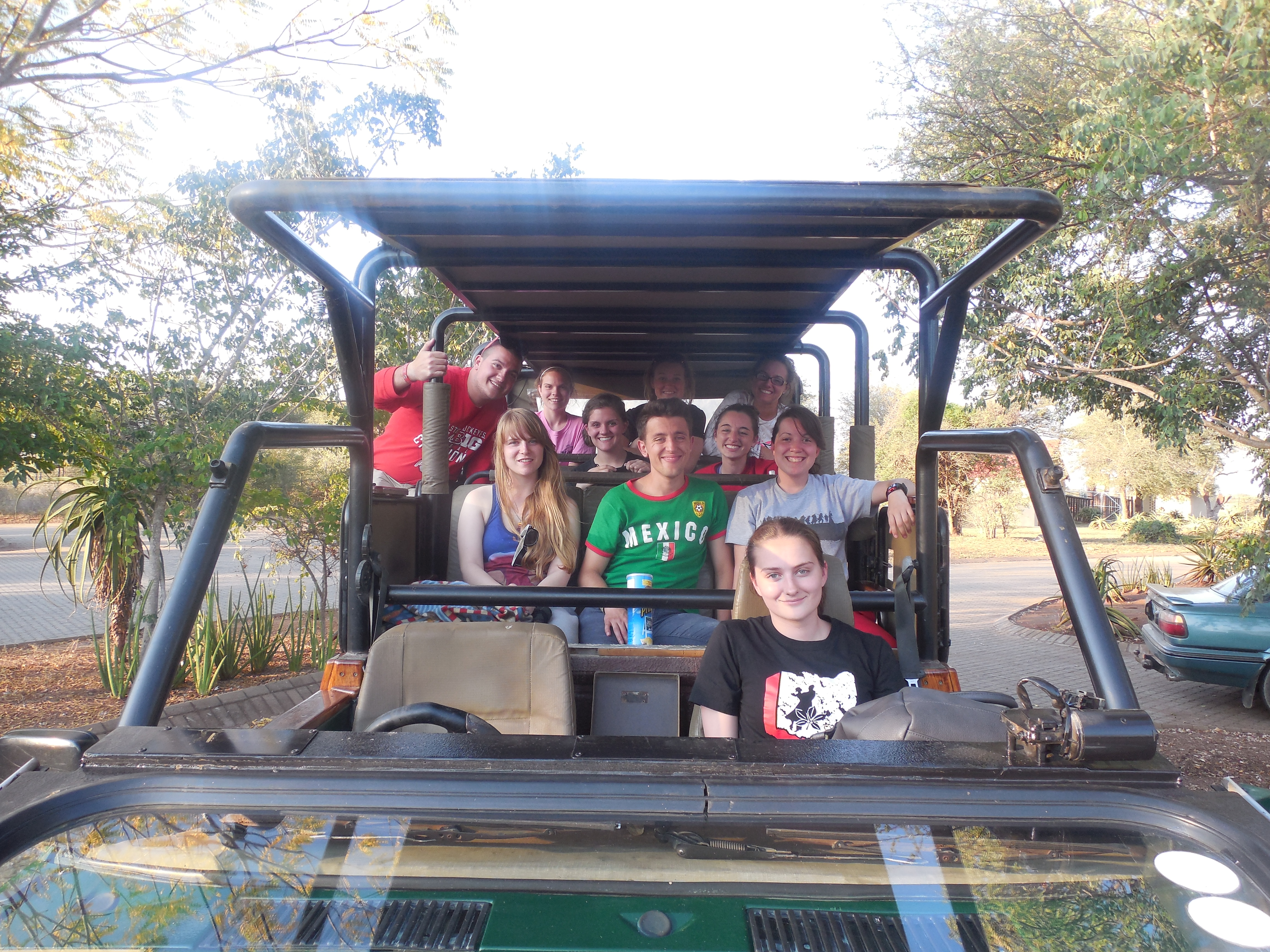 Study Abroad Archives - Animal Science
