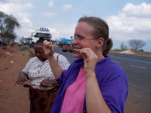 One last roadside nyama choma stop