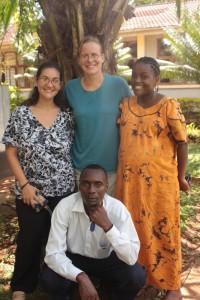 Asante sana Laura Alexander, Godbless Ulomi and iAGRI!