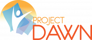 Project DAWN website button