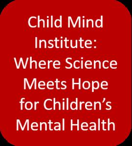 Child Mind Institute button