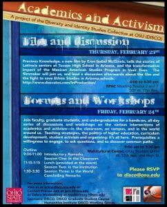Academics and Activism