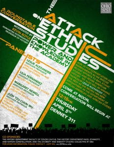 Attack on Ethnic Studies