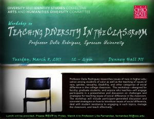 Teaching Diversity in the Classroom