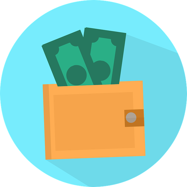 Image showing wallet with money in it