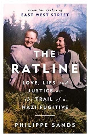 Book Cover of The Ratline