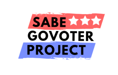 Logo for SABE GoVoter Project