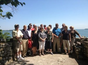 CD Professionals at Lake Erie's Stone Lab