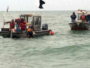 Argo Shipwreck 2015