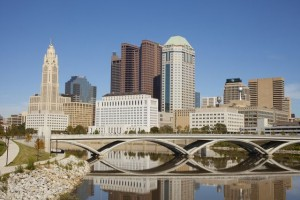Downtown Columbus Ohio.(Jodi Miller)