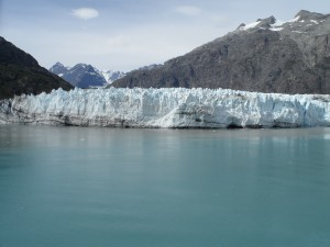 Glacier Bay National Park in Alaska. Credit: Becky Nesbitt