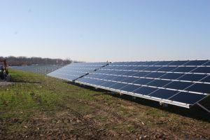PSEG Wyandot Solar Farm