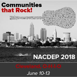 NACDEP 2018 Logo