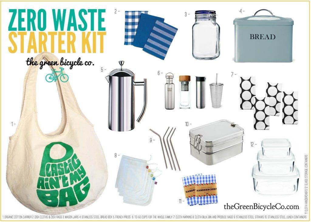 Zero waste starter kit