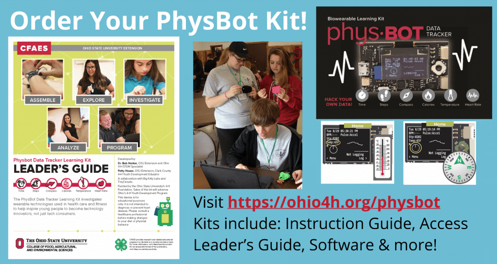 Order your PhysBot Kit