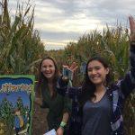 BIOSCI Scholars Event- Corn Maze