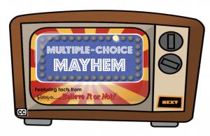 Multiple-Choice Mayhem game