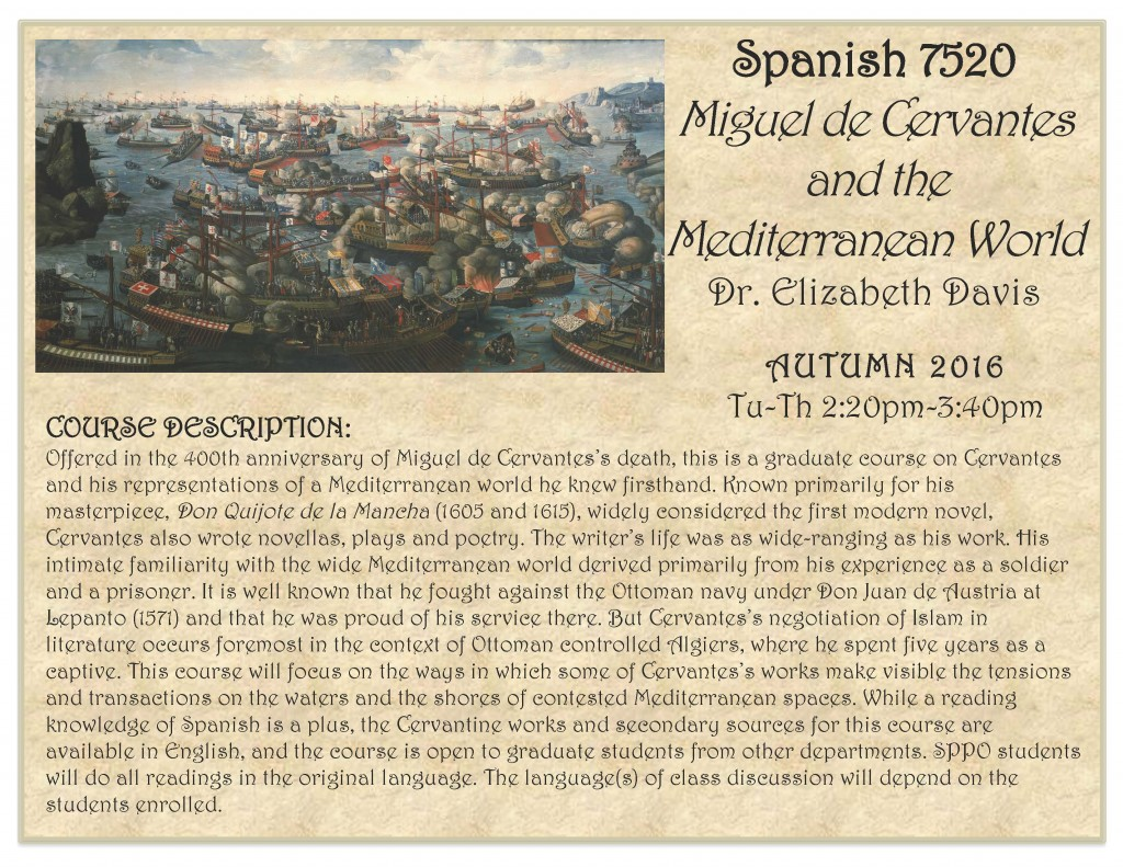 Cervantes course flyer. Final