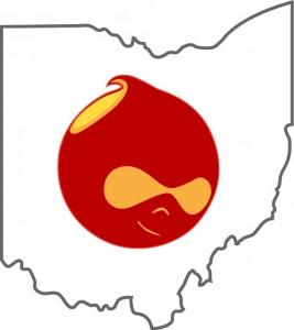 Drupal in Ohio logo