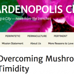 Mycology inspired permaculture in Cleveland
