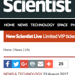 New Scientist Feature